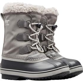Sorel Yoot Pac Nylon Boots Youth quarry/dove